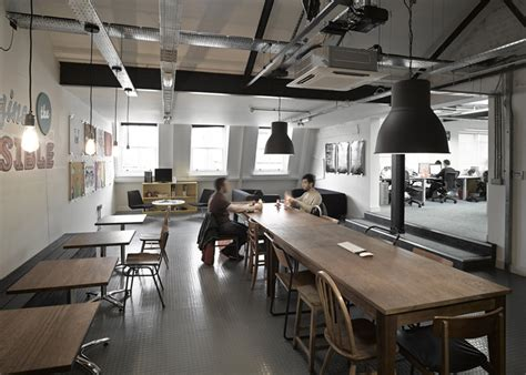 chairs that hang from the ceiling ikea conversions liverpool warehouse into offices sourceyour