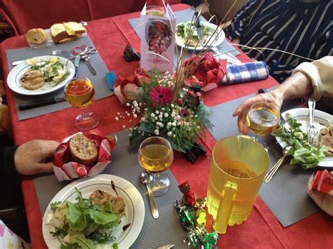 romarin cuisine des repas de fête en maison de retraite maison de