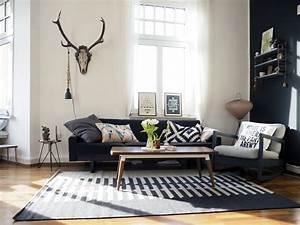 Gardinen Hohe Decken : ein bisschen skandinavien ein bisschen vintage ein bisschen boho zu besuch bei antonia oh ~ Indierocktalk.com Haus und Dekorationen