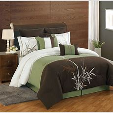 Nice Presence Green And Brown Bedding Sets Atzinecom