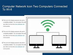 Computer Network Icons For Powerpoint