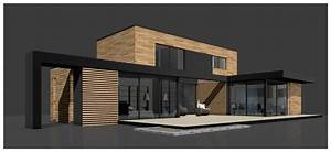 maison en bois le plan nature de trecobat With faire un plan de maison 12 maison en bois le plan nature de trecobat