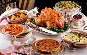 thanksgiving the traditional dinner menu and where to celebrate in telegraph