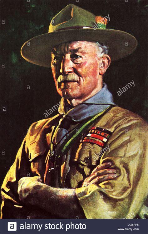 ROBERT BADEN-POWELL (1857-1941) English soldier and ...