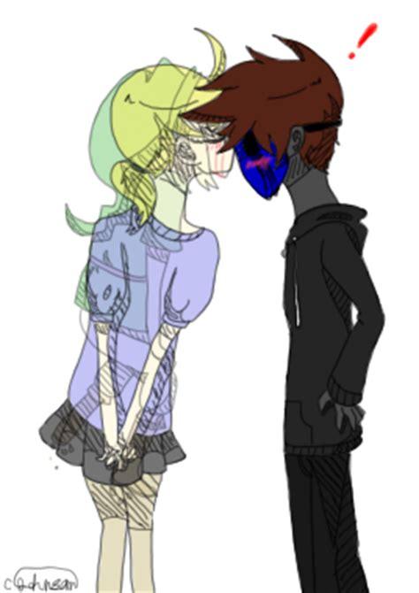 ben drowned  eyeless jack secret kiss  spicysoulsa