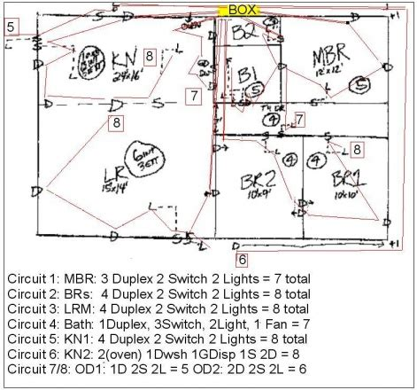 correct wiring diagram   story house electrical