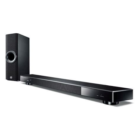 yamaha ysp 2500 yamaha ysp 2500 digital sound projector soundbar in black