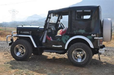 mahindra jeep classic modified the gallery for gt mahindra classic jeep 2013