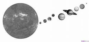 Solar System Clipart Black And White (page 3) - Pics about ...