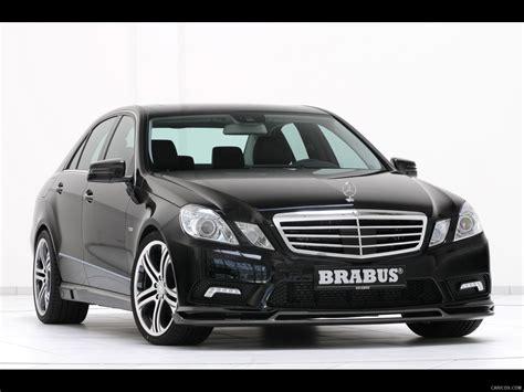 2011 Brabus Mercedes-benz E-class
