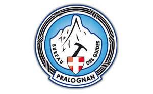 logo le de bureau cr 233 alp guide le bureau des guides de pralognan vers leur nouveau logo