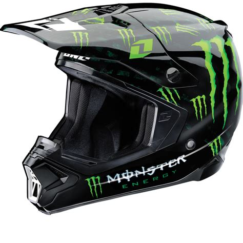 motocross helmet one industries gamma monster energy enduro off road