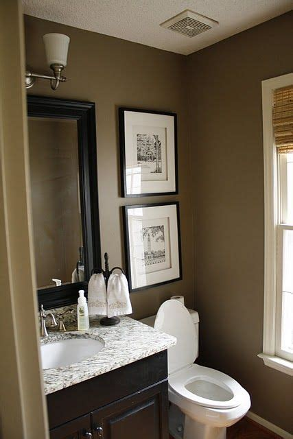 Bathroom Designs And Colors by 1000 Images About Half Bath Inspirations On