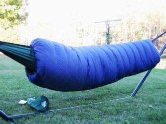 how to stay warm in a hammock just jeff s hammock cing page