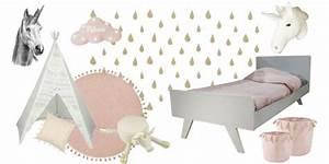 Decoration Licorne Chambre : decoration licorne bebe ~ Teatrodelosmanantiales.com Idées de Décoration