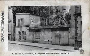 Photos et cartes postales anciennes de paris 5e for Serrurier paris 5e