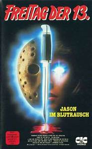 Friday the 13th, Part 7: The New Blood Movie Posters From ...