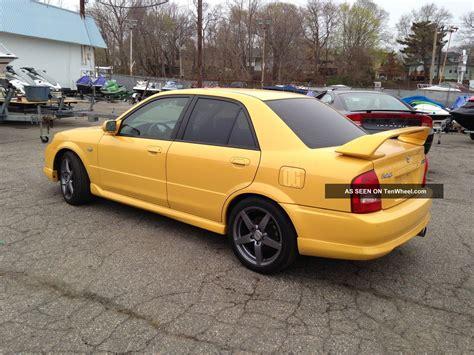 2003 Mazda Protege Mazdaspeed by 2003 Mazda Protege Mazdaspeed Sedan 4 Door 2 0l
