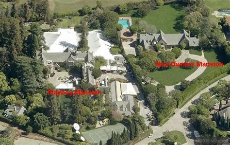 Billionaires - The Inside Source: Playboy Mansion Sold To ...