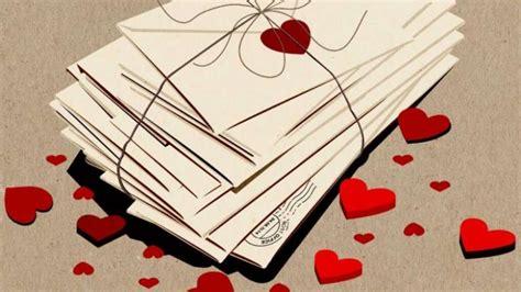 write  love letter  lost art  writing