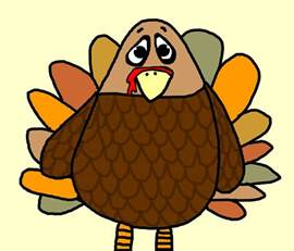 thanksgiving turkey illustration free stock photo domain pictures