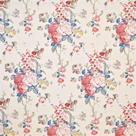 ralph lauren jardin floral summer canvas fabric ralph