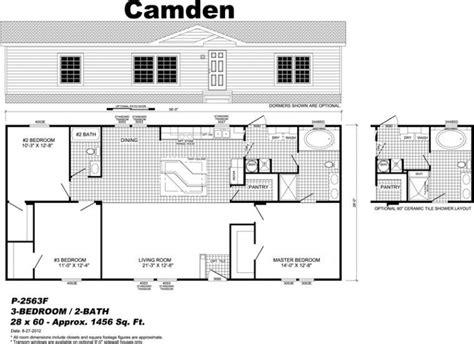 oak manufactured homes floor plans  home plans design