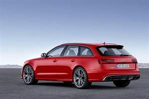 Prix Audi Rs6 : audi rs6 avant performance 2016 605 ch dans le break audi a6 photo 4 l 39 argus ~ Medecine-chirurgie-esthetiques.com Avis de Voitures