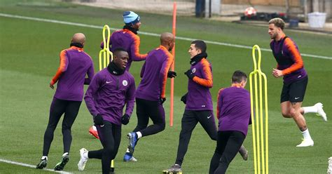 Four things noticed from Man City training ahead of ...