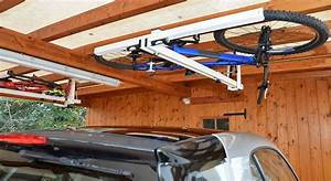 Flat Bike Lift : ceiling bike lift for garages hallways basements flat ~ Sanjose-hotels-ca.com Haus und Dekorationen