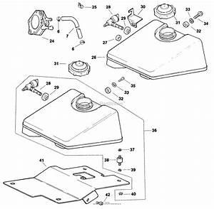 Kohler Ch5-1512 5 Hp Parts Diagram For Fuel System