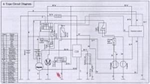 Buyang Fa-b50 Atv 70cc Wiring Diagram - Wd-fab50