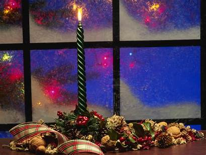 Christmas Hr Candle Amazing Wallpapers Frontal Enjoy