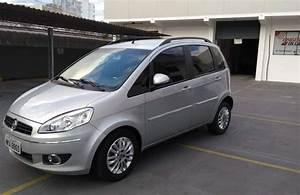 Fiat Idea Essence 1 6 16v E Torq Dualogic  Flex  2011  2012