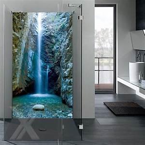 Wandbilder Fürs Bad : wandbild dusche glasbild duschr ckwand esg glas nischenbild wandschutz bad motiv ebay ~ Sanjose-hotels-ca.com Haus und Dekorationen