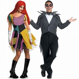 Jack and Sally Costumes | Costumes FC
