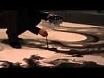 井上雄彥 - 東京現代美術館的水墨作品紀錄片 - YouTube