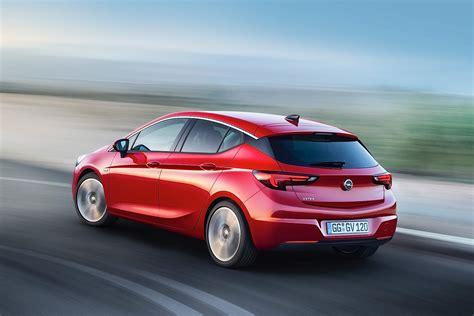 Opel Astra 5 Doors Specs  2015, 2016, 2017, 2018