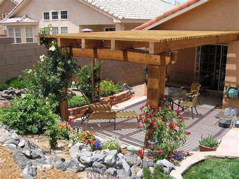 backyard landscape design ideas corner