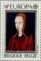 Stamp: C.E.P.T.- Margaret of Austria (1480-1530) (Belgium ...
