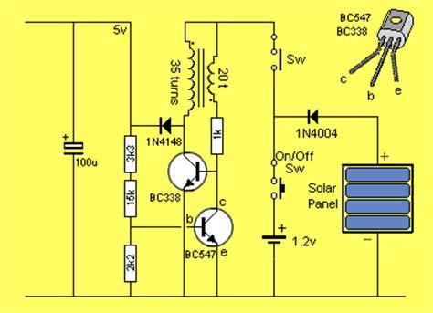 World Technical Regulated Solar Power Supply Circuit