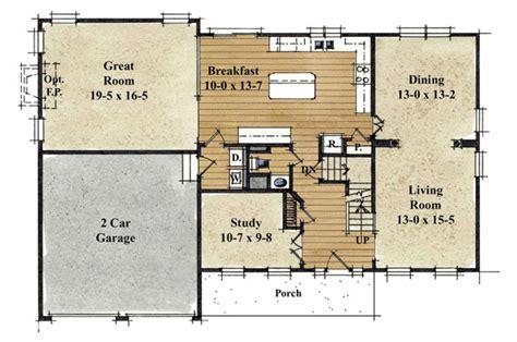 Home Design 1st Floor : Lifetime Series Homes By Mueller Homes, Inc