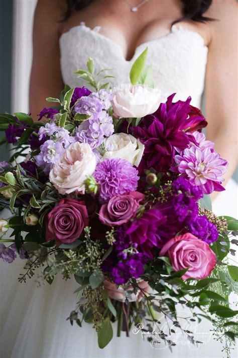 cute purple wedding bouquets ideas  pinterest