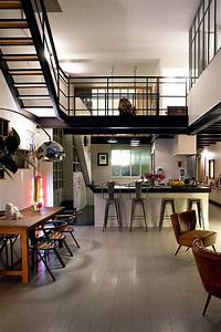 parisian dream loft interior design With interior design of house with loft