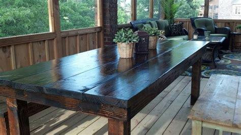 outdoor farmhouse dining table 8 39 outdoor farmhouse table rustic outdoor dining