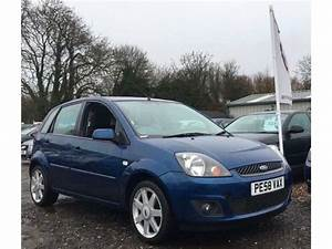 2008 Ford Fiesta 1 4 Tdci Zetec Blue Edition 5dr