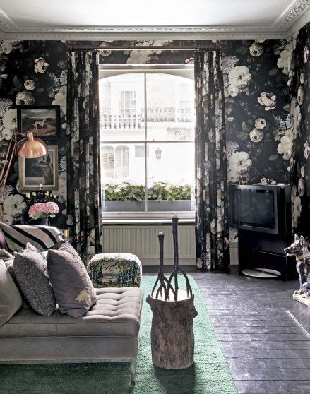 Best 25 Black Floral Wallpaper Ideas On Pinterest Dark Backgrounds