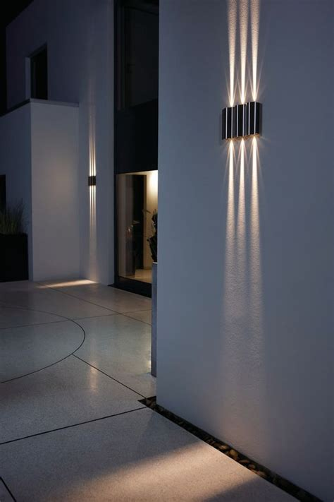 sunkiss wall lantern led philips lighting design