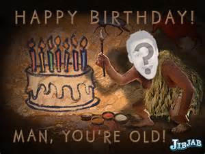 Funny Men Happy Birthday Wishes
