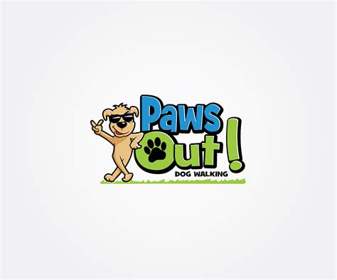 Upmarket, Playful, It Company Logo Design for Paws Out ...